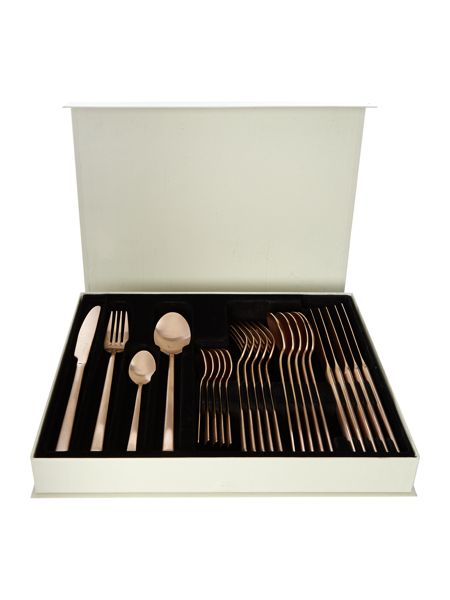 Casa Couture Middleton 24 piece cutlery set
