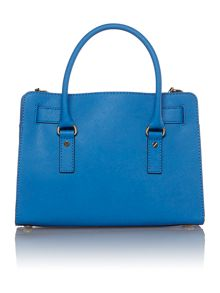 Hamilton blue tote bag