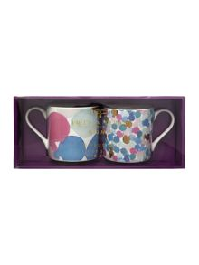 Diffusion Set Of 2 Mugs