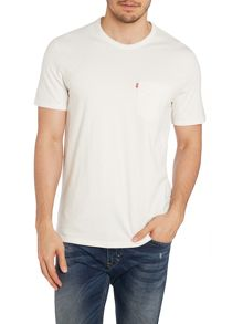 Levi's Pocket front crew neck t shirt