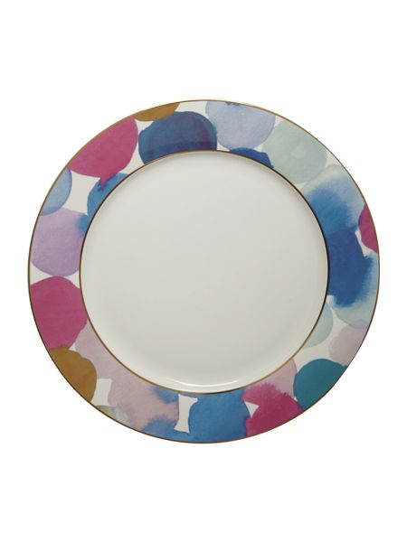 Pied a Terre Diffusion Dinner Plate