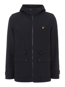 Full Zip Overcoat