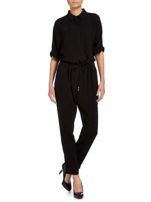 Gong 3/4 sleeved jumpsuit