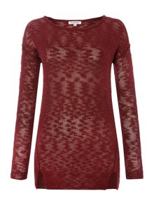 Long Sleeve Light Knit Jumper