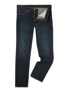 511 Slim Fit Biology Rinse Jean