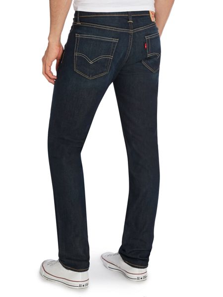Levi's 511 Slim Fit Biology Rinse Jean