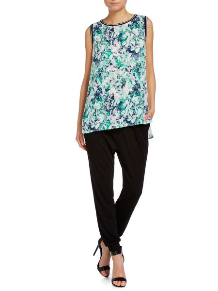 Pennyblack Sleeveless printed top