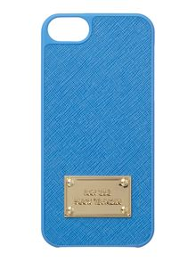 Blue phone cover Iphone 5