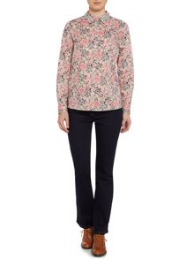 Liberty Gemma Print Embellished Shirt