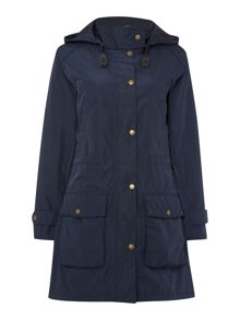 Dunsop parka shaped jacket