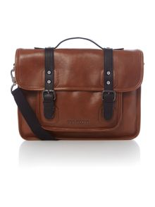The Fox Satchel Bag