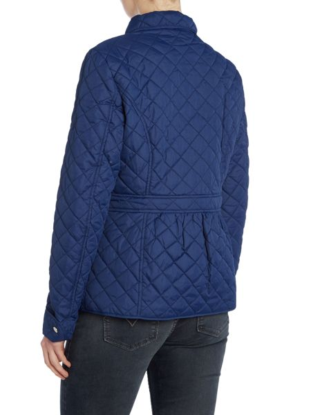 Lauren Ralph Lauren Quilted jacket with cuff and lining