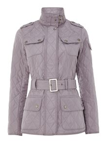 International Spring tourer quilt jacket