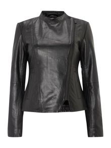 Line 2 leather jacket