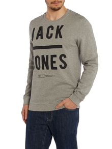 Mens Long Sleeve Hit Sweater