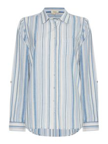 Linea Weekend Willow stripe shirt