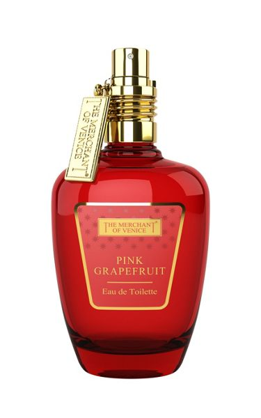 The Merchant Of Venice Pink Grapefruit Eau de Toilette 50ml