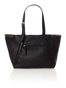 Paloma black large tote bag