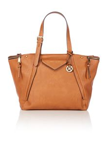 Paloma tan large tote bag