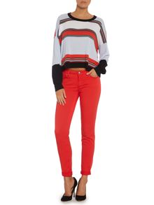 Sportmax Code long skinny trousers