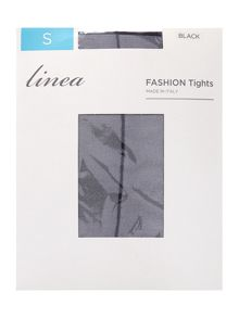 15D back seam tights