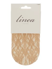 Linea Single lace footsies