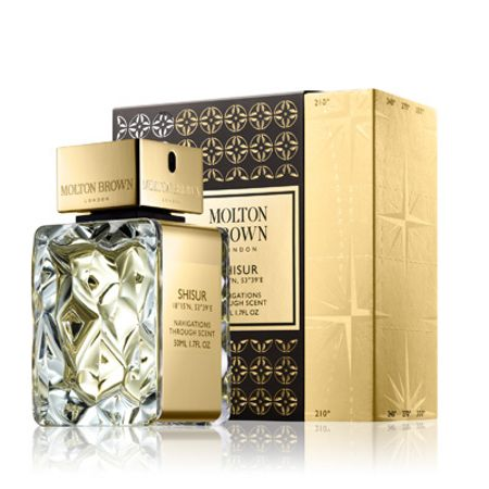 Molton Brown Navigations Through Scent - Shisur
