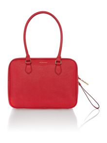 Jenny red shoulder bag