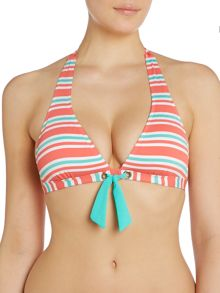 Dickins & Jones Dickens & Jones Melon Stripe Swim Range