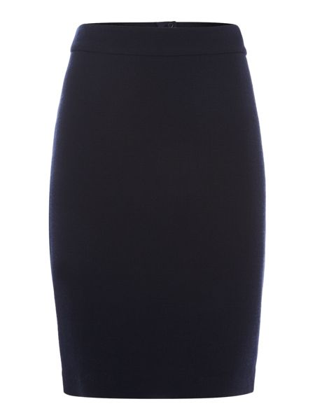 Armani Collezioni Wool pencil skirt
