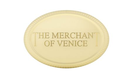 The Merchant Of Venice Mandarin Carnival Luxury Soap 200g