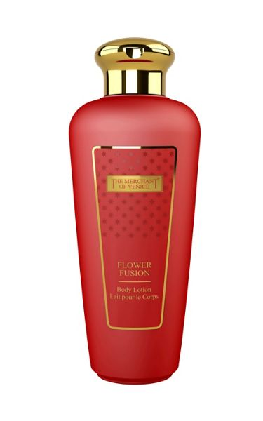 The Merchant Of Venice Flower Fusion Body Lotion 200ml