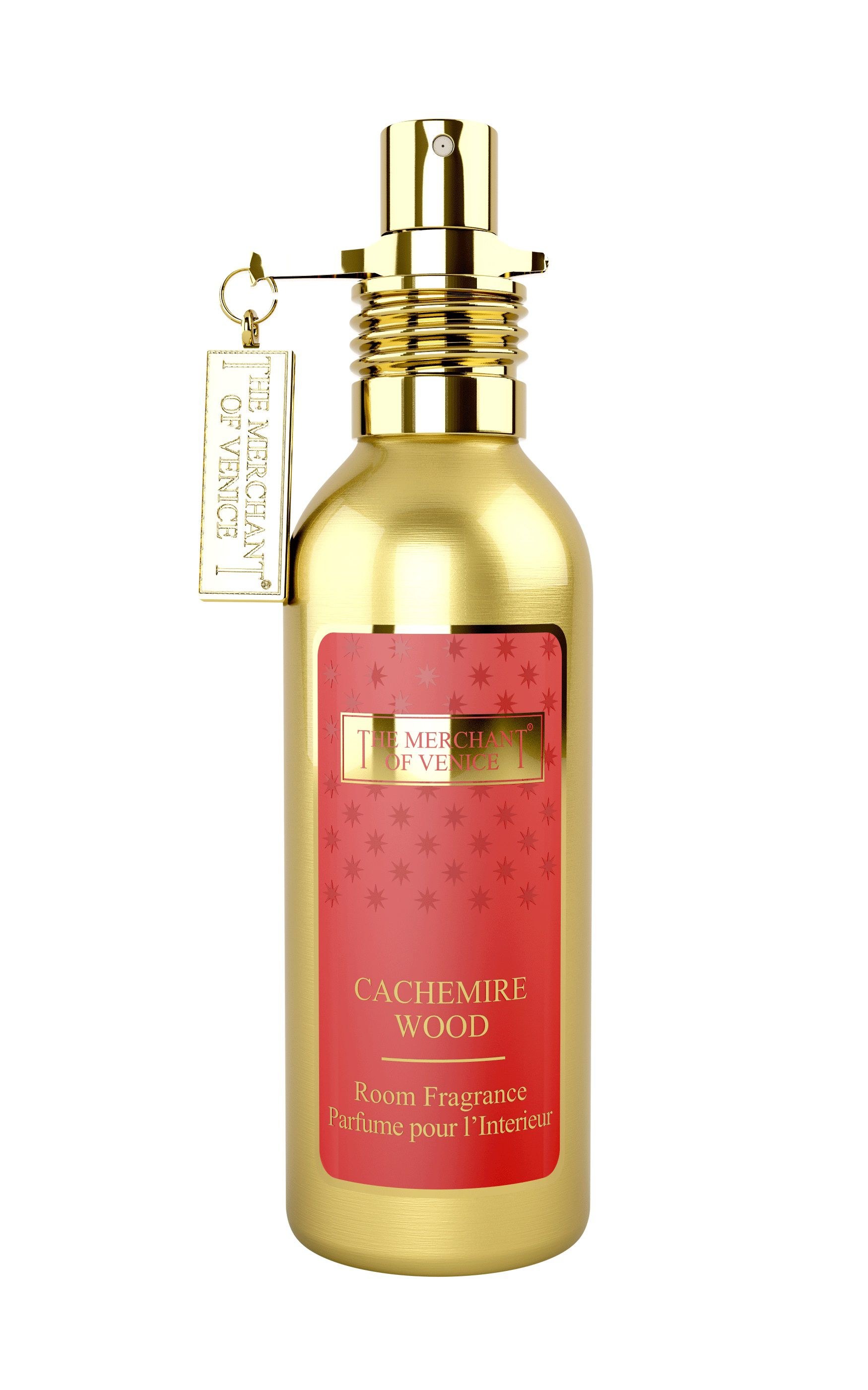 The Merchant Of Venice The Merchant Of Venice Cachemire Wood Natural Home Spray 100ml
