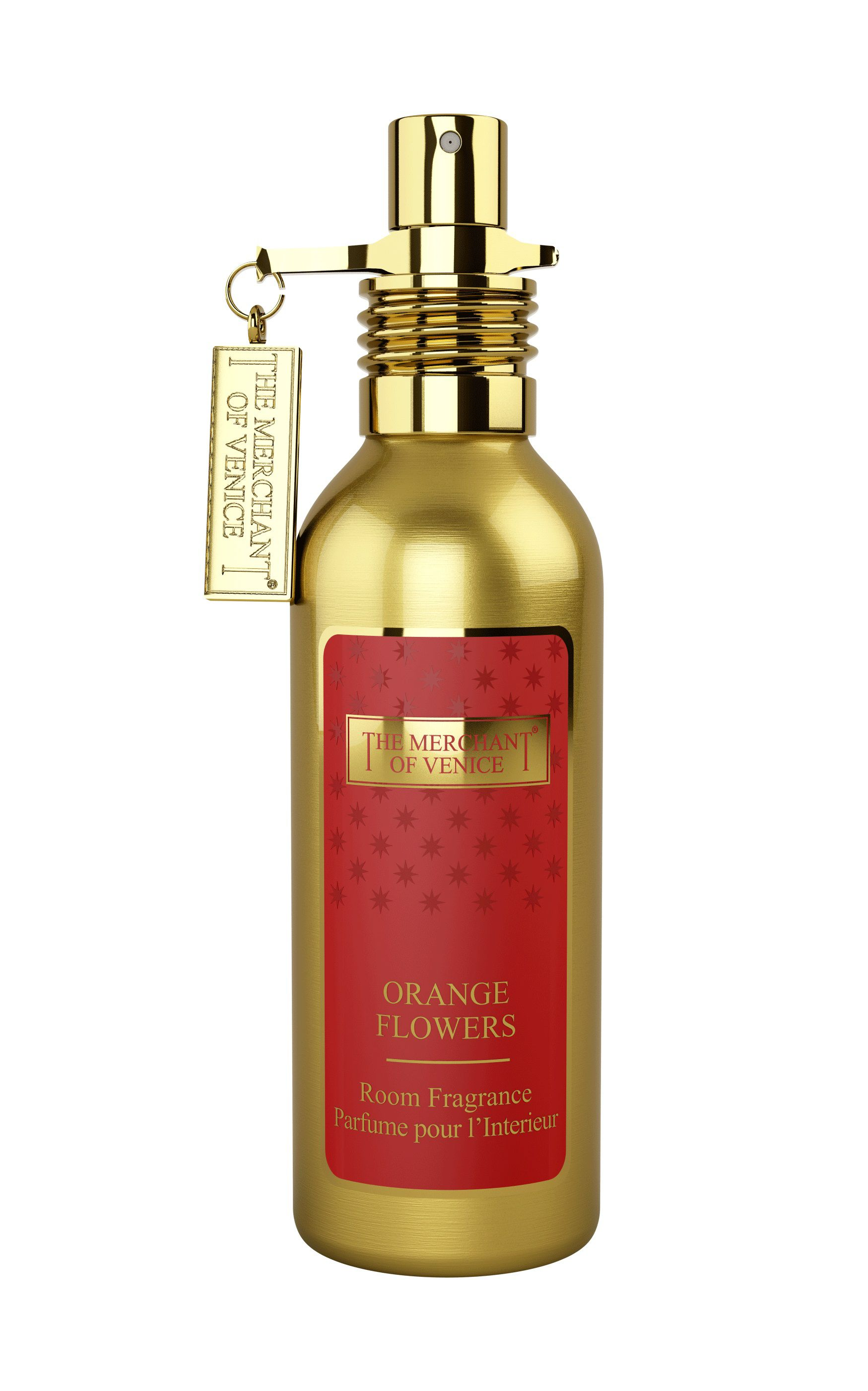The Merchant Of Venice The Merchant Of Venice Orange Flowers Natural Home Spray 100ml