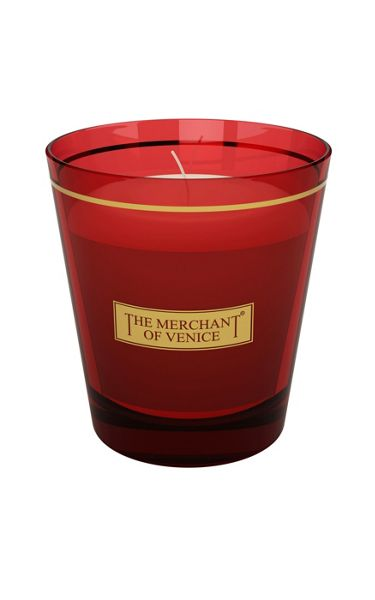 The Merchant Of Venice Cashmere Wood Perfumed Candle 230g
