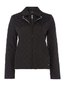 Max Mara Vanda padded cropped jacket