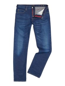 J45 Tapered Washed Jean