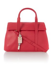 Chiswick park pink medium crossbody tote