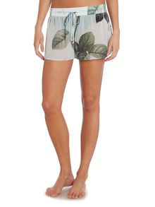 Distinguished Rose Abbly cover-up shorts