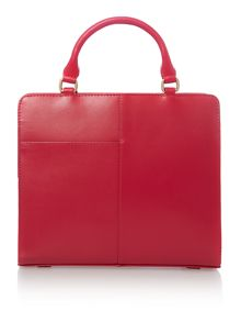 Clerkenwell punch pink medium tote bag