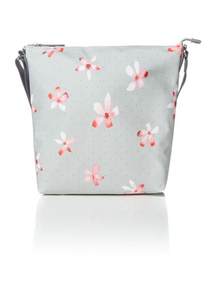 Radley Cloudsley grey medium crossbody bag
