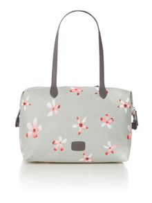 Cloudsley grey medium tote bag