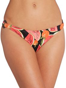 Freya Watermelon tie-side brief