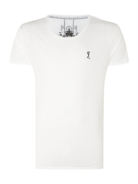 Religion Regular Fit Logo T Shirt