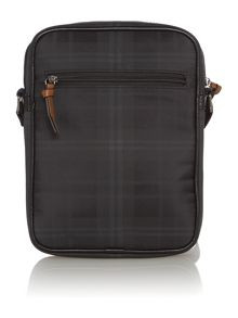 Roxberry check core flight bag