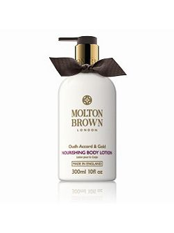 Oudh Accord & Gold Body Lotion