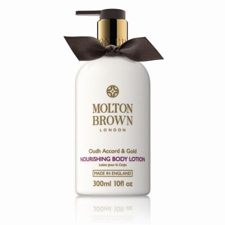 Molton Brown Oudh Accord & Gold Body Lotion
