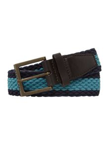 Elastic colour belt