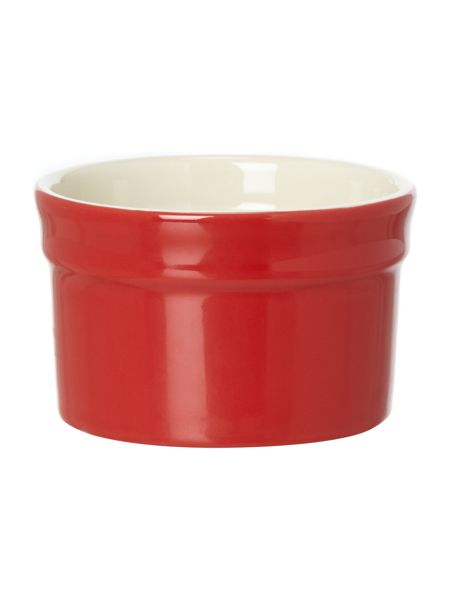 Linea Maison ramekin set of 4, red