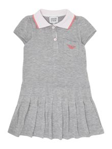 Girl`s polo dress